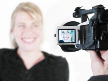 Career Building Video Selfie